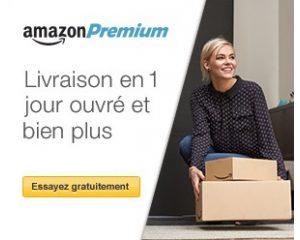 Amazon: Offre d'essai gratuite