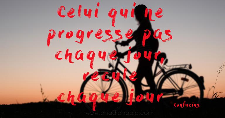 Citation le progression confucius chadi chabib